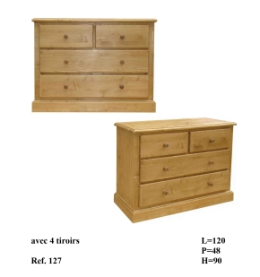 Commode 127