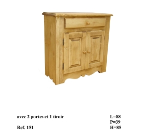 Commode 151