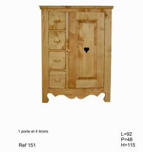 armoire fariner