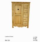 armoire 124