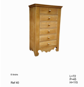 commode 40