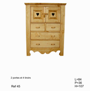 commode 45