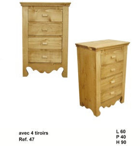 commode 47