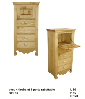 commode 48